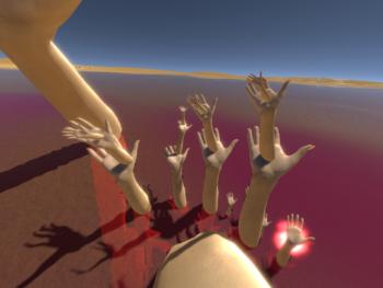 Permalink auf:Künstler begeben sich in die virtuelle Realität